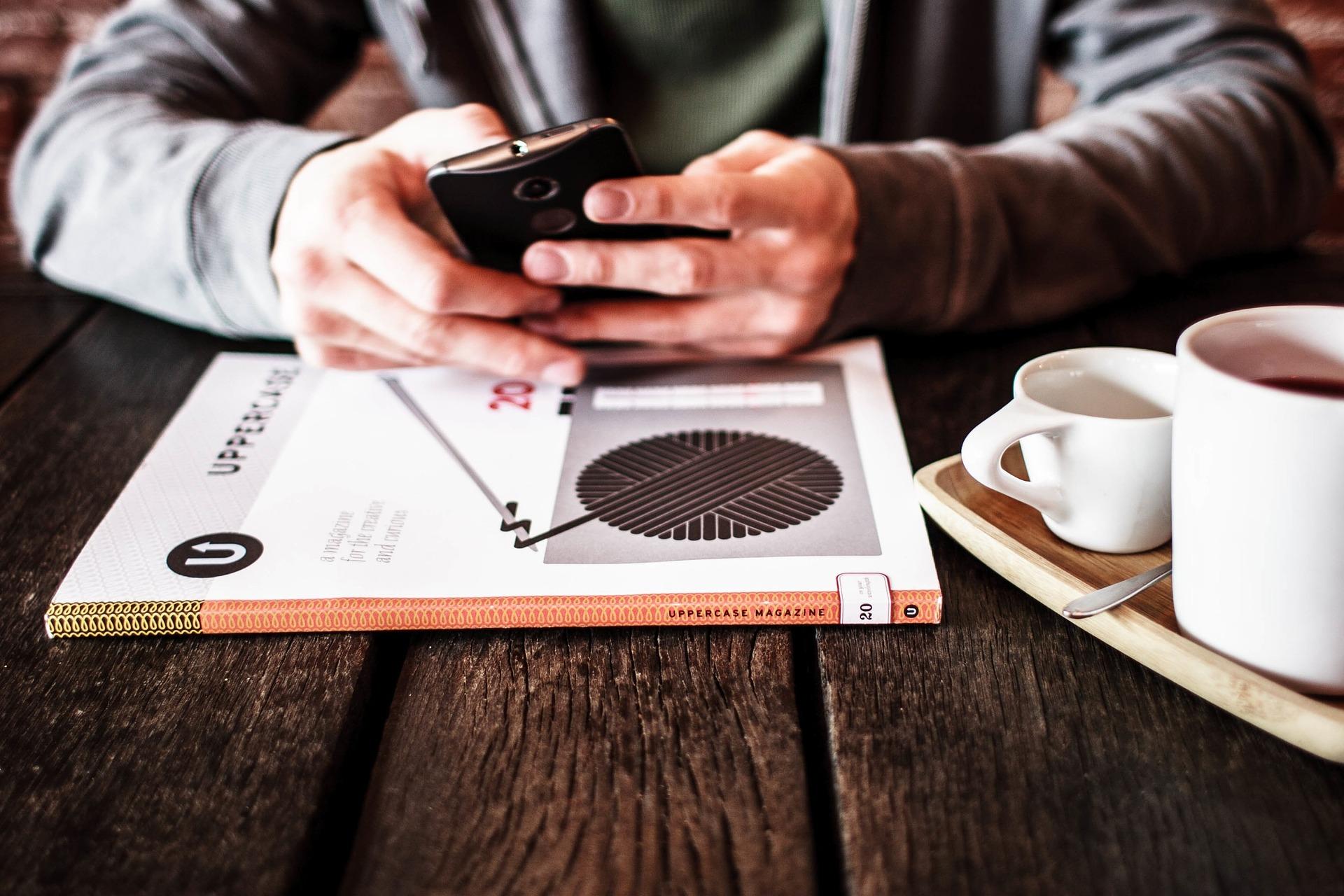 Kampanie sms jako dział marketingu
